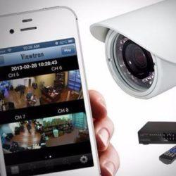 """CFTV """"Sistemas de monitoramento e gravação"""""""
