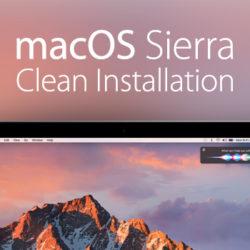 formatação MacOS